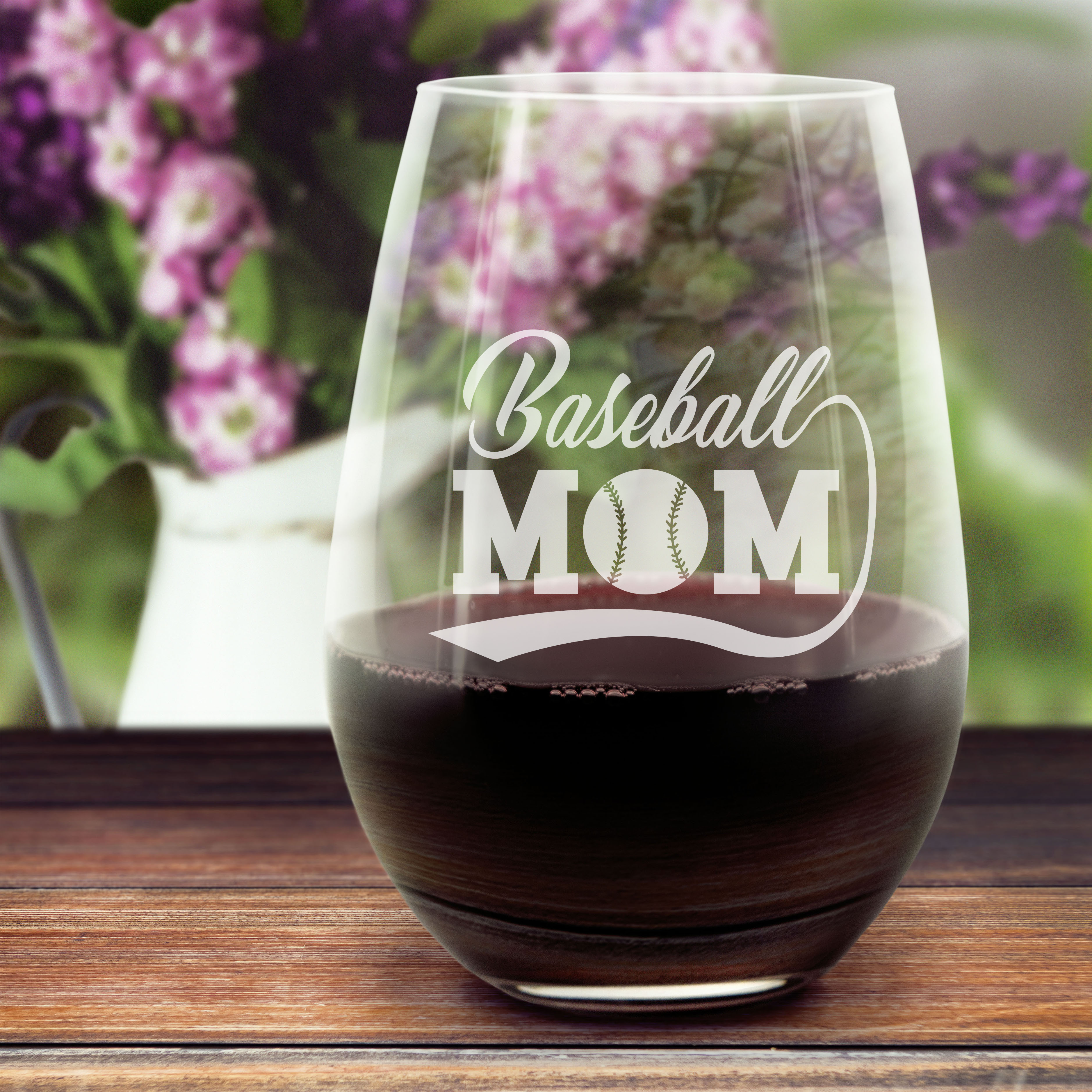 40c1a06f0d5 Personalized Wine Glasses - Personalized by Kate