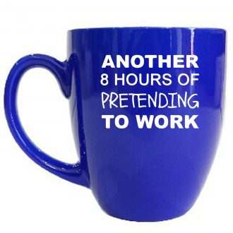 Work Coffee Mugs