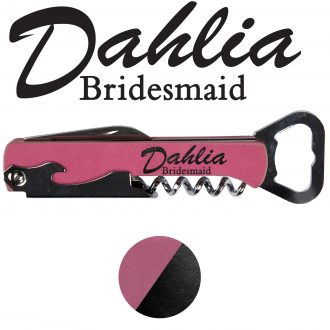Bridesmaid Corkscrews