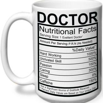 Doctor Coffee Mugs