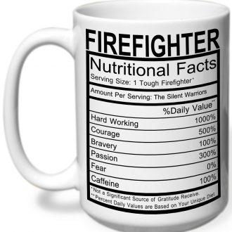 Firefighter Coffee Mugs