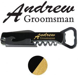 Groomsman Corkscrews