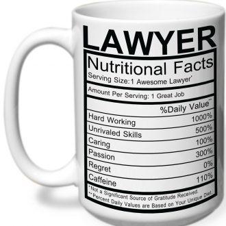Lawyer Coffee Mugs