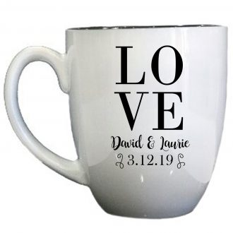 Wedding Coffee Mugs