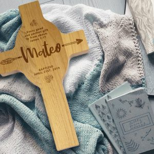 Personalized Engraved Crosses