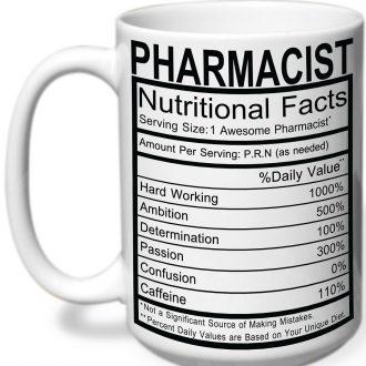 Pharmacist Coffee Mugs