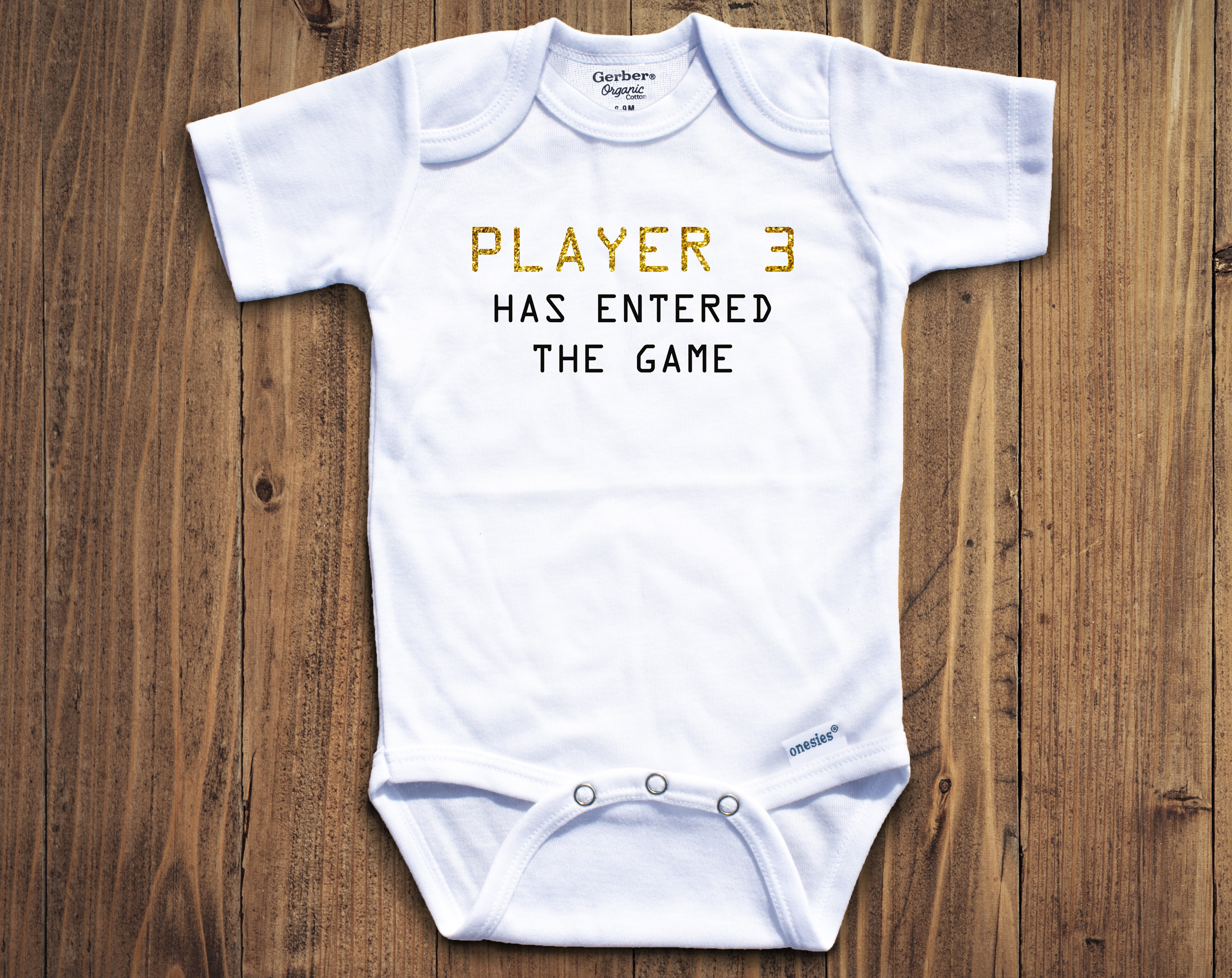 6a837cba443 Player 3 Has Entered the Game Onesie®