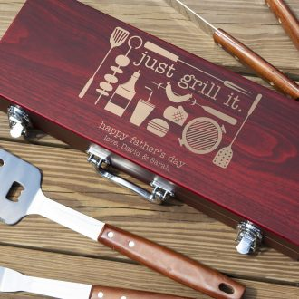 Personalized BBQ Sets
