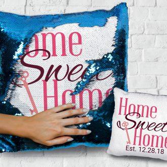 Housewarming Pillow Cases