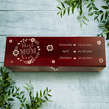 Mother's Day Wine Boxes