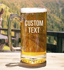 Personalized Beer Mugs