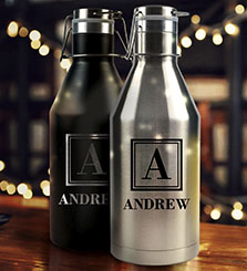 Personalized Growlers