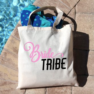 Personalized Wedding Totes