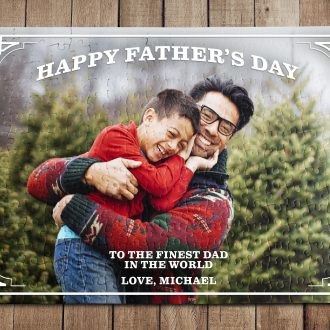 Fathers Day Picture Puzzles