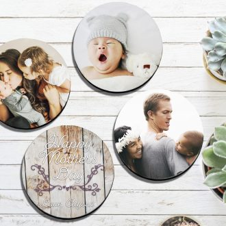 Mothers Day Drink Coasters