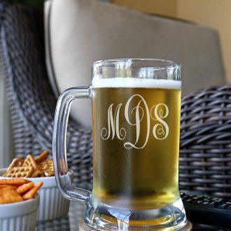 Pick Your Beer Mug - Then Design It