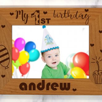 Birthday Picture Frames
