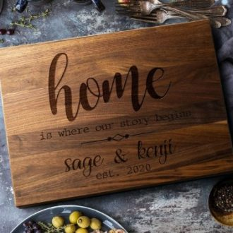 Custom Housewarming Gifts